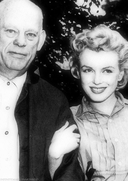 """She was like my own. She was a kind, good girl."" - Isidore Miller (Arthur Miller's Father)"