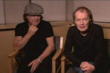 AC/DC must 'keep making music' Malcolm Young tells band after dementia diagnosis