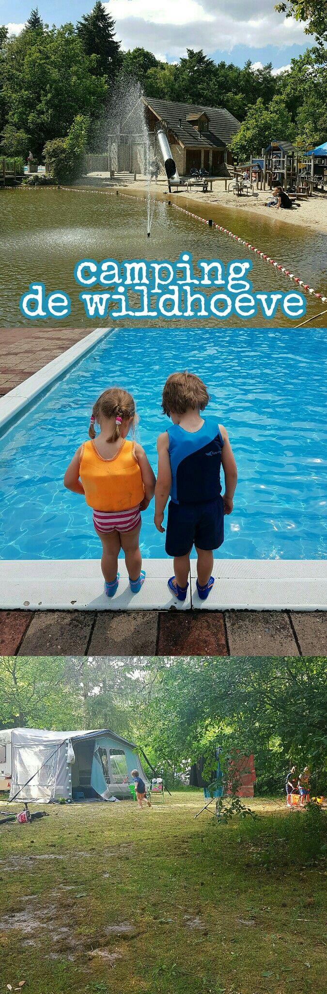 Campingtip: De Wildhoeve op de Veluwe – Leuk met kids #leukmetkids #Gelderland #kamperen #camping #Nederland zwembad speeltuin kindvriendelijk speelwater