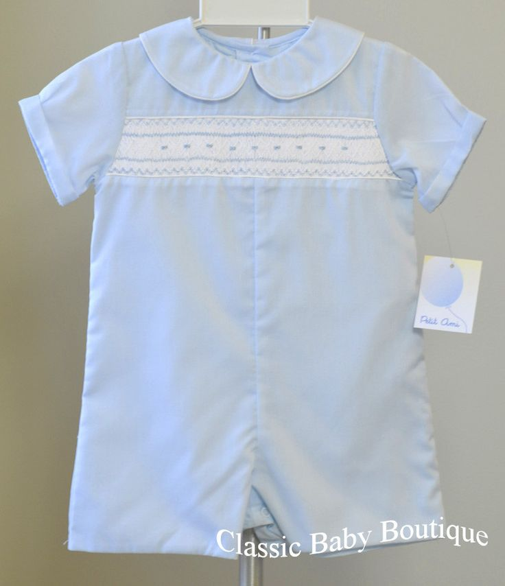 25 Best Classic Boys Wear Images On Pinterest Romper Clothing