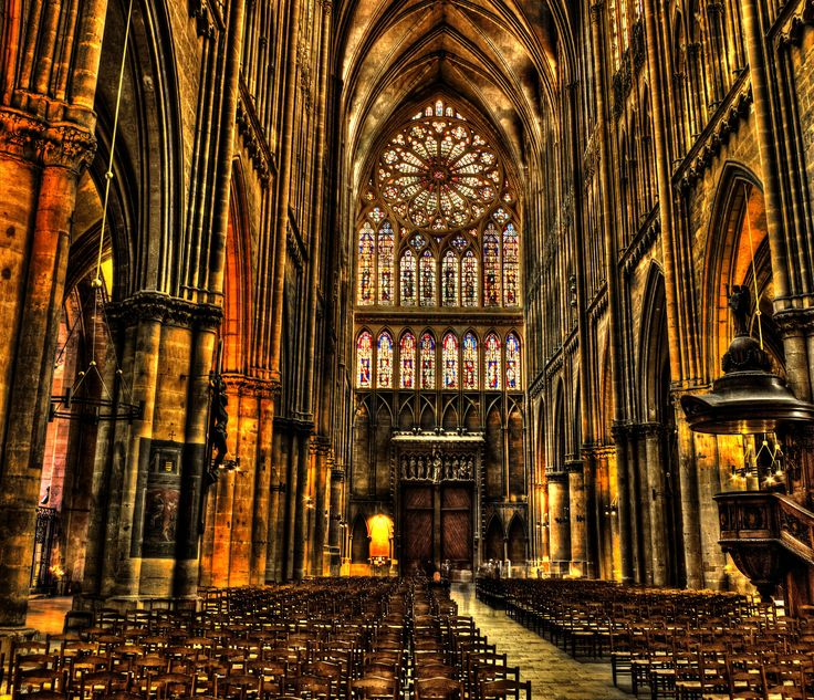 Cathedrale, Metz(FR)