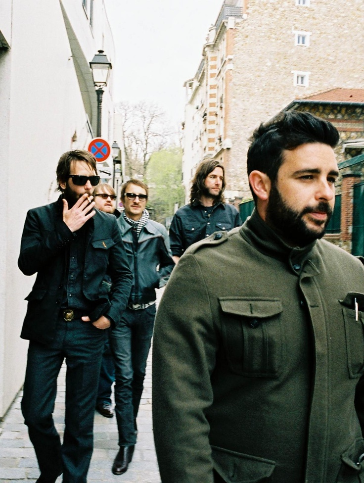 Band of Horses!! My all time fav!