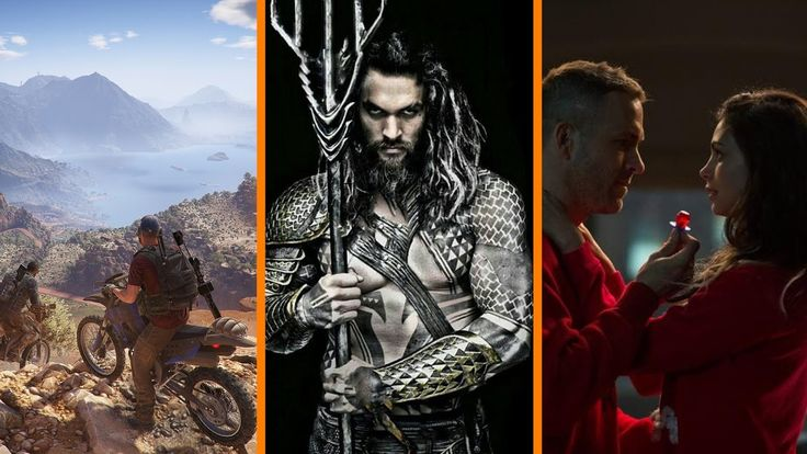 FarCry 5 Gamer  #Ghost #Recon BROKEN? + #Khal #Drogo #Joins Just #Cause #Movie + #Americans Don't #Bang Enough - The Know   #Ghost Recon: Wildlands is out and Ubisoft's list of issues to fix is already pretty long. #Khal #Drogo actor Jason Momoa has signed on to star in a #movie adaptation of the Just #Cause video #game. Survey says #Americans are having sex less than they used to. This is a disaster. Plus, Naughty Dog really is done with #Uncharted, Nintendo says streaming v