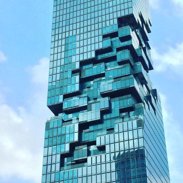 Ole Scheeren's MahaNakhon skyscraper to complete this year