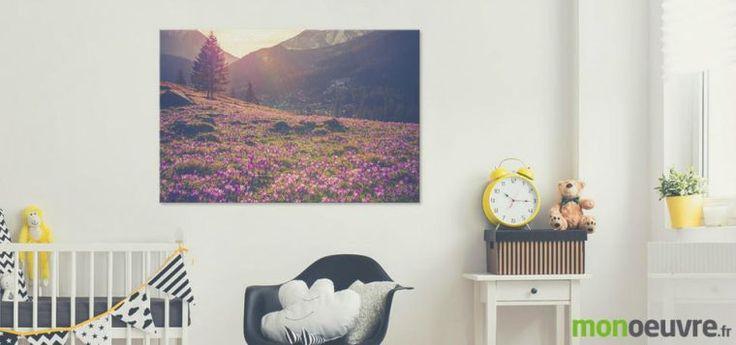 toile photo et déco murale avec impression d'image sur toile