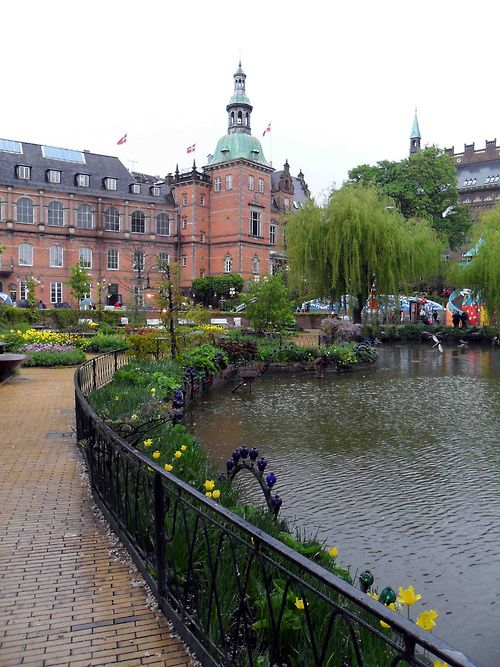 Tivoli Gardens ~ Copenhagen, Denmark