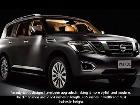 2018 Nissan Patrol: News, Upgrades, Specs, Price >> The 2019 Nissan Patrol Exterior And Interior Release Car 2019