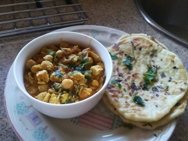 Chickpea And Chicken Fillet