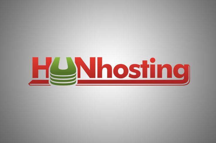 Hunhosting - Logó készítés