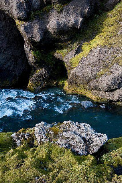 Emstrur highlands, Iceland