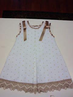 Lazos Coruña: Vestidos bebé