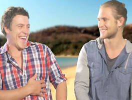 It turns out Brax and Ash are best mates! Find out more in our exclusive interview.
