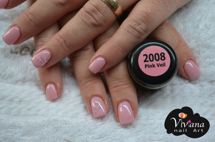 Pink Veil | Bio Sculpture Gel