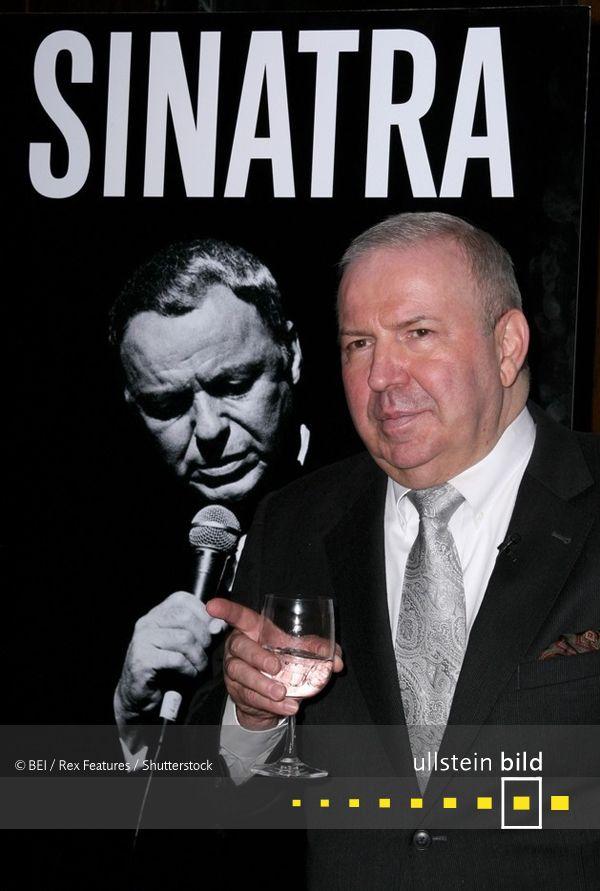 Frank Sinatra junior † 16. März 2016 in Daytona Beach, Florida