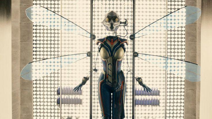 Pfeiffer e Fishburne se juntam ao elenco de Homem-Formiga e Vespa