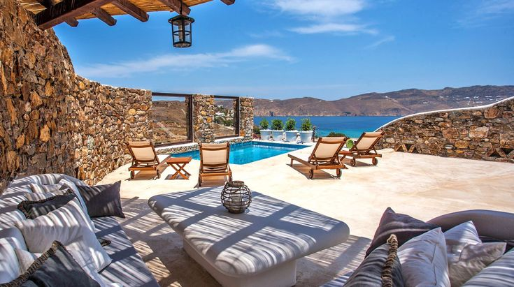Mykonos Panormos Villas | Sea view, luxury villas