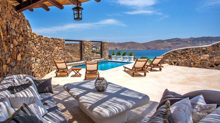 Mykonos Panormos Villas   Sea view, luxury villas