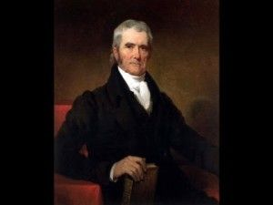 ~ Chief Justice John Marshall ~ Historical Spotlight - currently featuring a video series on the Supreme Court case of Hylton v. United States. This often-overlooked case is one of the most important cases in Supreme Court history. Take your history curriculum to the next level.