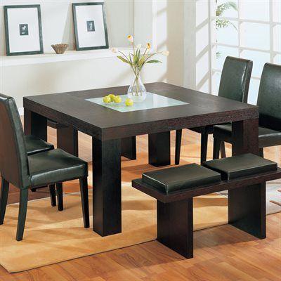 Global Furniture USA DG020 Dining Table