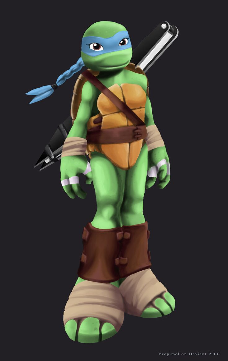 Teenage Mutant Ninja Turtles 2012 Neuralizer Toy : Tmnt venus by propimol viantart on deviantart