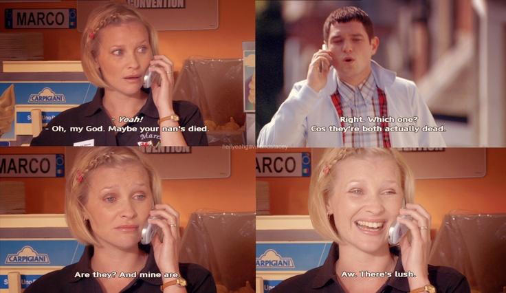 Gavin & Stacey.