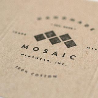 Mosaic Menswear - Tav Calico