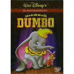 Walt Disney's Dumbo DVD 2001 60th Anniversary Edition 786936144390 | eBay