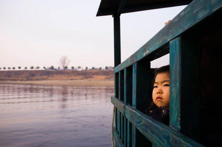 The Korean DMZ in Winter
