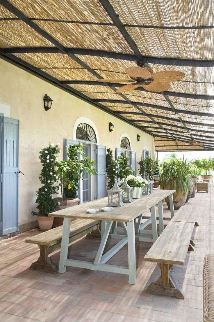 le 25 migliori idee su giardini rustici su pinterest