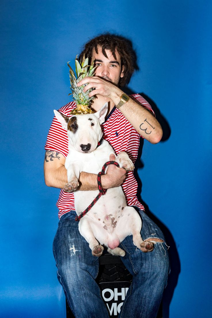 "Check out my @Behance project: ""fat cat blue by wojciech barczuk"" https://www.behance.net/gallery/48841721/fat-cat-blue-by-wojciech-barczuk  #photography #photographer #editorial #metaluna #metalunaagency #warsaw #warszawa #poland #fashion #style #dog #pineapple #bullterrier #terrier #pitbullterier #solid #solidbackground #dreadlocks #wojciechbarczuk #dog #prtrait #johnlemon #warszawa #warsaw"
