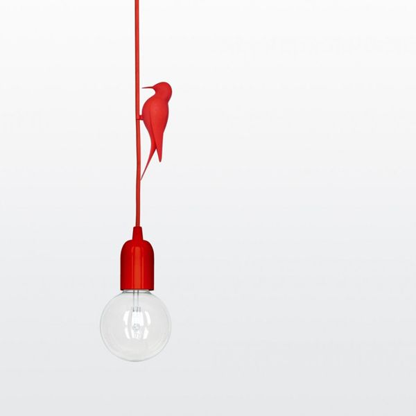 Monochrome Pendant Light LETi by Studio Macura