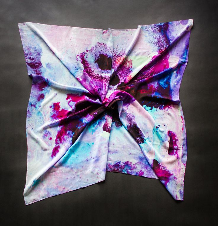 Aurora Large Square Silk Scarf by ClanCollective on Etsy https://www.etsy.com/au/listing/399409951/aurora-large-square-silk-scarf