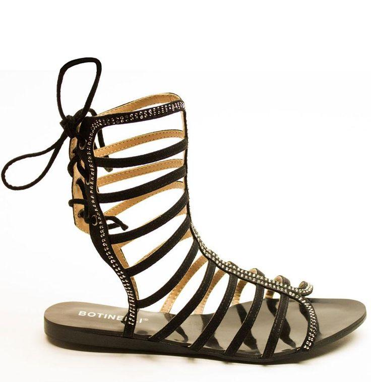 Sandale Dama Multiple Courses  -Sandale dama  -Detaliu strasuri  -Talpa joasa  -Design interesant