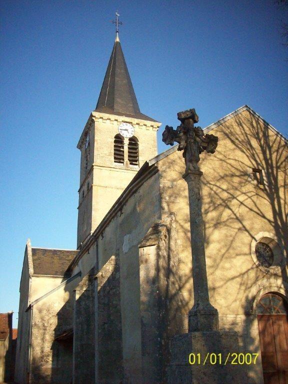 Eglise d'Asnières
