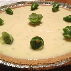 Key Lime Pie VII Allrecipes.com