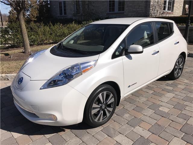cool Amazing 2015 Nissan Leaf SV Navi Bluetooth w/ColdWeatherPkg QuickChrgSys 2015 Full Warranty Nissan Leaf SV Navi Bluetooth w/ColdWeatherPkg QuickChrgSys 2017/2018