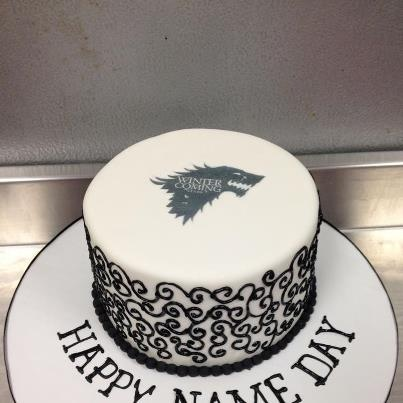 17 Best Images About Game Of Thrones Party Ideas On Birthday Cake