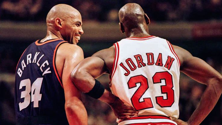 Charles Barkley wants to clear up chumminess with Michael Jordan ...
