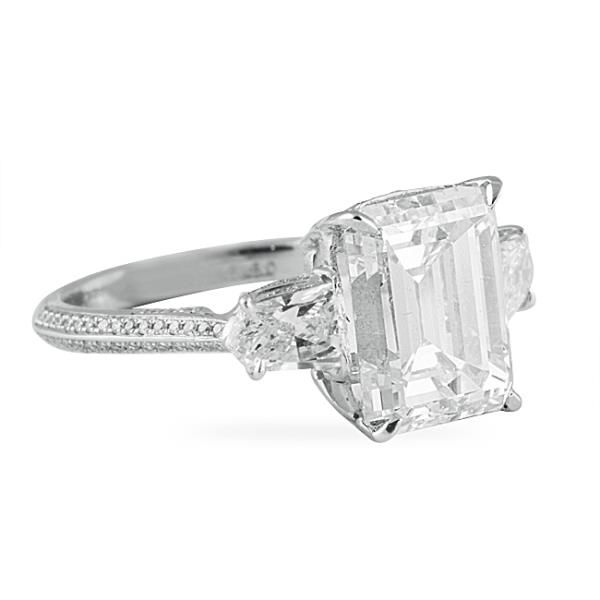 24 Best Round Diamond Engagement Rings Images On Pinterest