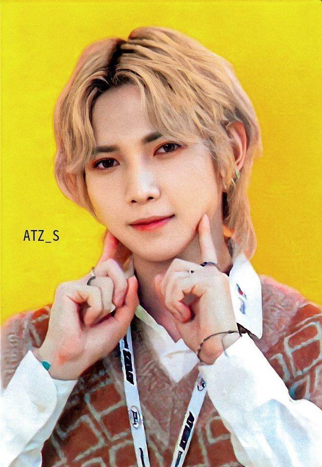 Pin By Vante Hero On Ateez Korean Idol Heartthrob Photocard