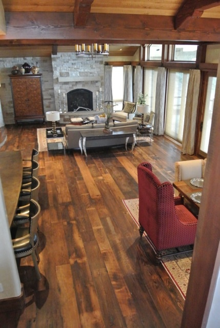 21 best reclaimed wood floors images on pinterest barn for Barn wood salvage companies