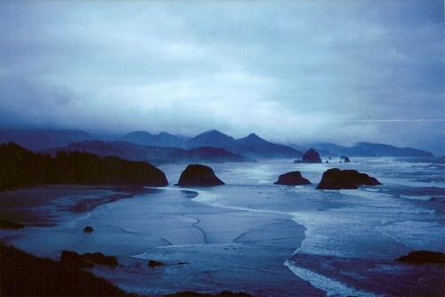 The west coast.