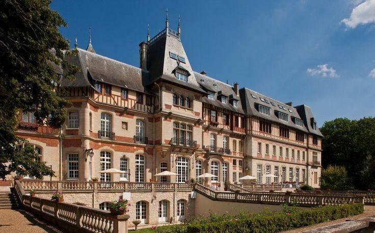 chateau de montvillargenne | Château De Montvillargenne : Restaurant & resto Gouvieux Avenue ...
