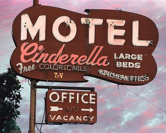 387 Best Neon Signs  Motel Images On Pinterest