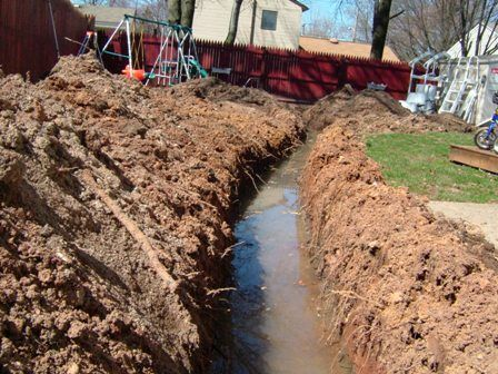 22 Best French Drain Around The Pool Images On Pinterest