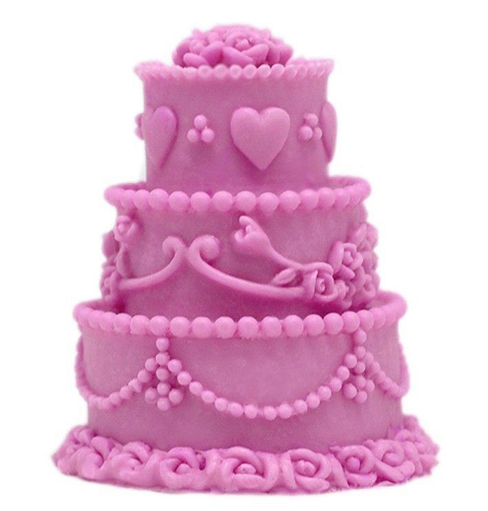 Molde para jabones de boda, Tarta de Novios 2 http://www.granvelada.com/es/detalles-de-boda/2446-molde-para-jabones-de-boda-tarta-de-novios-2.html?utm_source=Pinterest&utm_campaign=HacerJabones&utm_medium=SOCIAL&utm_publish=RSS