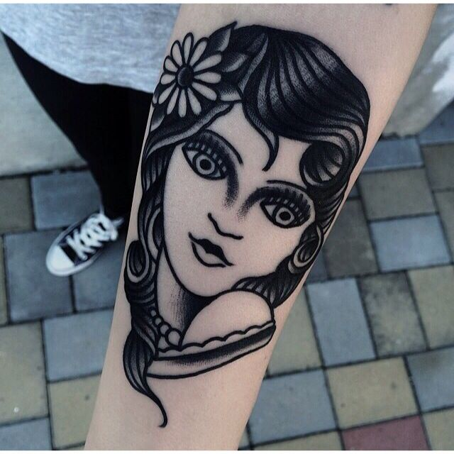 456 Best Images About Traditional Style Tattoos On