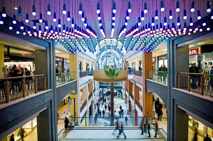 Forum Istanbul Alisveris Merkezi (shopping mall easily reached by metro) - Istanbul, Turkey