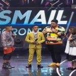 Penampilan Ismail Gorontalo Konser Final WildCard D'Aacademy 3 Jumat Malam 8 April