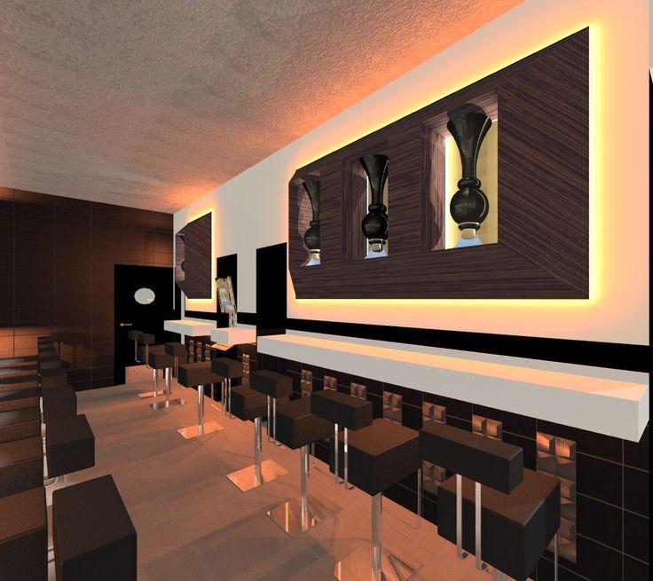 Las 25 mejores ideas sobre dise o de interiores del bar for Mejor programa diseno interiores